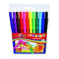 Mydido Keçeli Kalem 12 Renk